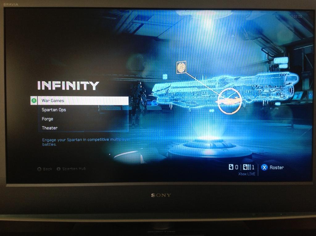 Bewertungen für Infinity