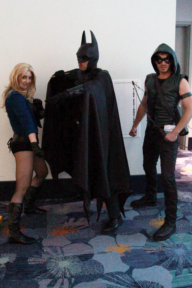 batman and us