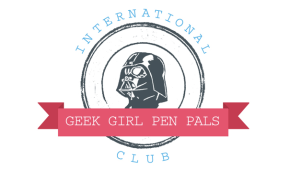 Embrace your fellow fangirls with the Geek Girl Pen Pal Club