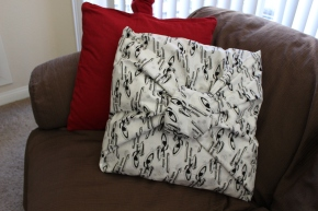 How to make a Star Trek pillow cover