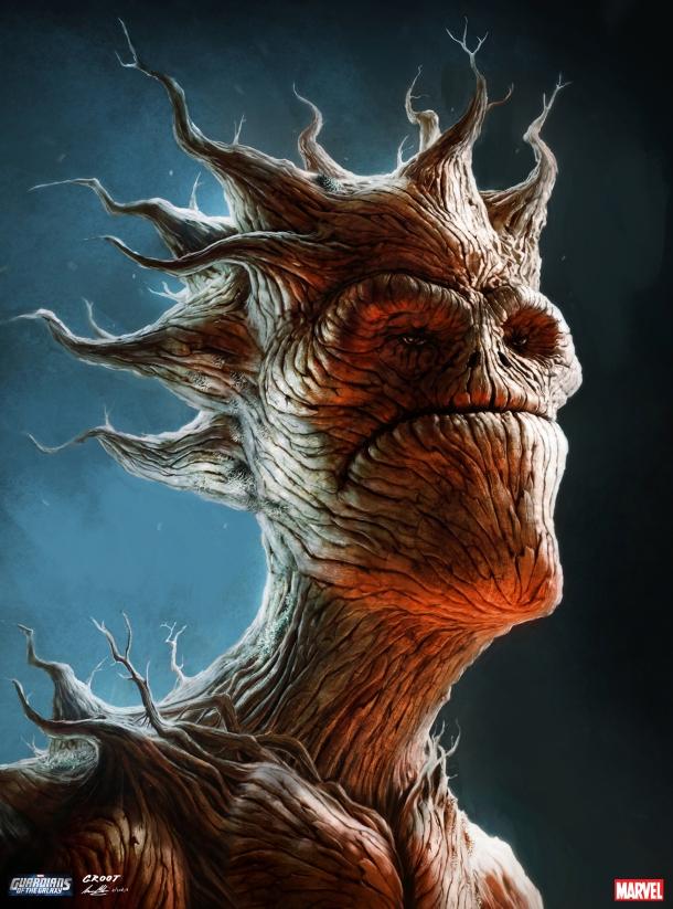 Groot Headshot