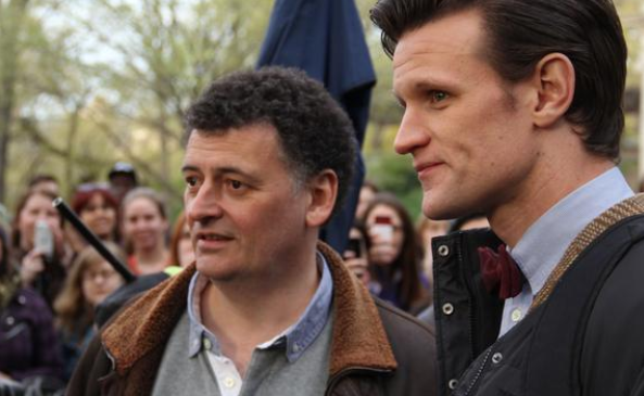 Doctor-Who-Matt-Smith-Steven-Moffat-New-York