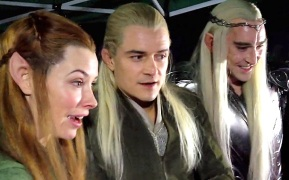 'Desolation of Smaug' trailer causes reaction video after reactionvideo