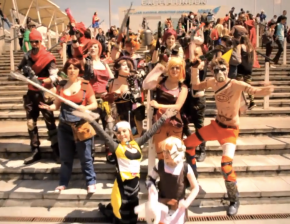 Borderlands cosplay group kills it with music video from London Comic Con