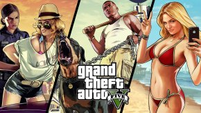 Grand Theft Auto 5 Gameplay Trailer!