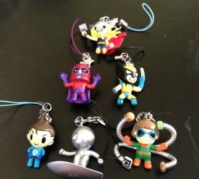 Our new obsession: Tokidoki x MarvelFRENZIES